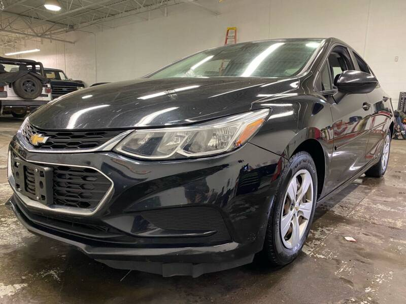 2017 Chevrolet Cruze for sale at Paley Auto Group in Columbus OH