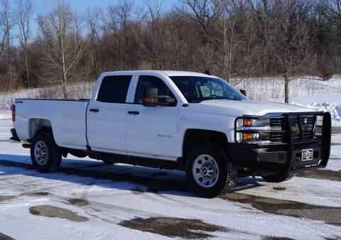 2016 Chevrolet Silverado 3500HD for sale at KA Commercial Trucks, LLC in Dassel MN