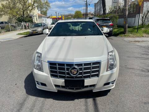 2012 Cadillac CTS for sale at Kapos Auto, Inc. in Ridgewood, Queens NY