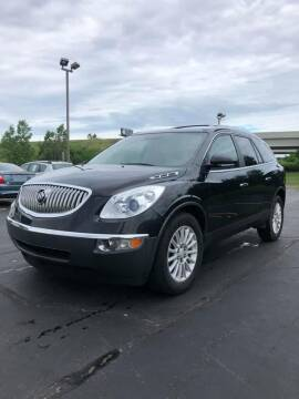 2012 Buick Enclave for sale at Hilltop Auto in Clare MI