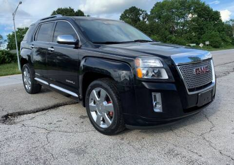 2013 GMC Terrain for sale at InstaCar LLC in Independence MO