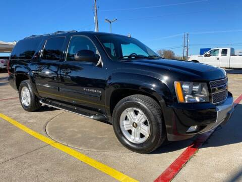 2010 Chevrolet Suburban for sale at Thornhill Motor Company in Hudson Oaks, TX