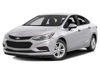2017 Chevrolet Cruze for sale at West Motor Company in Preston ID