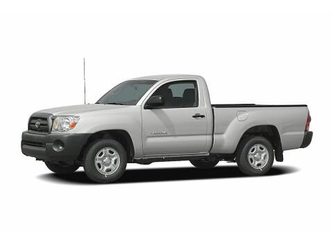 2006 Toyota Tacoma for sale at Tom Peacock Nissan (i45used.com) in Houston TX