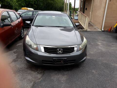 2008 Honda Accord for sale at GALANTE AUTO SALES LLC in Aston PA