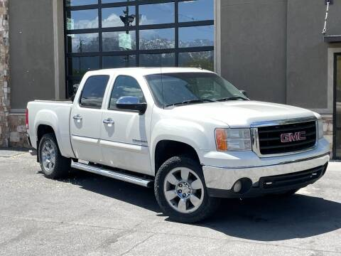 2011 GMC Sierra 1500 for sale at Unlimited Auto Sales in Salt Lake City UT