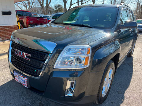 2014 GMC Terrain for sale at New Wheels in Glendale Heights IL