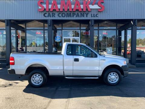 2007 Ford F-150 for sale at Siamak's Car Company llc in Salem OR