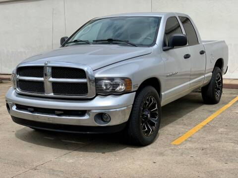 2004 Dodge Ram Pickup 1500 for sale at Texas Auto Corporation in Houston TX