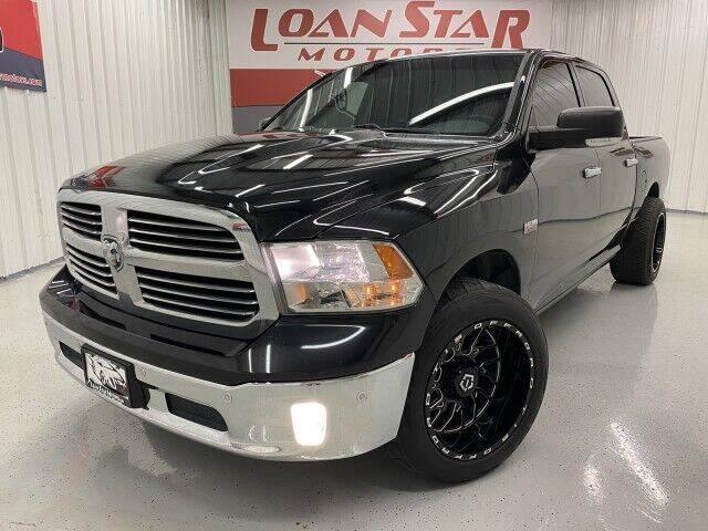 2016 RAM Ram Pickup 1500 for sale at Loan Star Motors in Humble TX