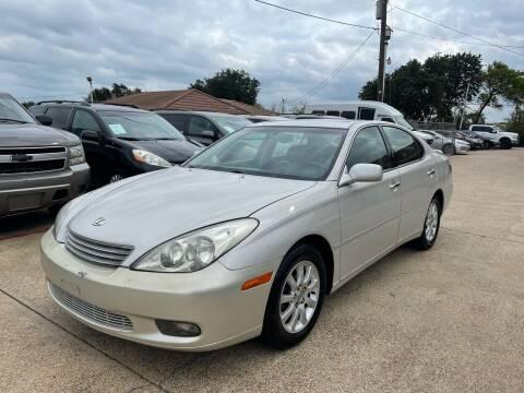 2003 Lexus ES 300 for sale at CityWide Motors in Garland TX
