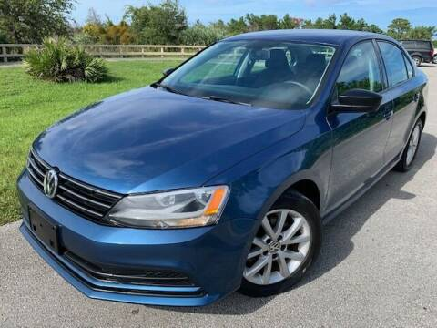 2015 Volkswagen Jetta for sale at Deerfield Automall in Deerfield Beach FL