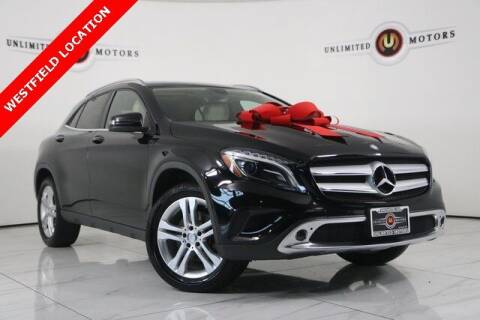 2015 Mercedes-Benz GLA for sale at INDY'S UNLIMITED MOTORS - UNLIMITED MOTORS in Westfield IN