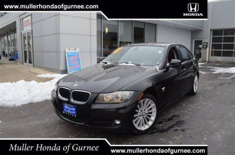 2011 BMW 3 Series for sale at RDM CAR BUYING EXPERIENCE in Gurnee IL