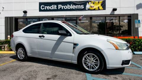 2008 Ford Focus for sale at Car Depot in Miramar FL