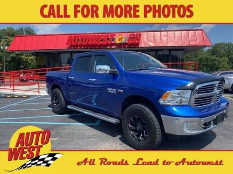 2018 RAM Ram Pickup 1500 for sale at Autowest of GR in Grand Rapids MI