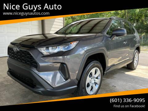 2019 Toyota RAV4 for sale at Nice Guys Auto in Hattiesburg MS