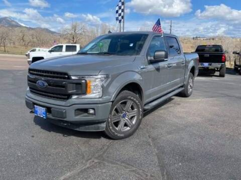 2020 Ford F-150 for sale at Lakeside Auto Brokers Inc. in Colorado Springs CO