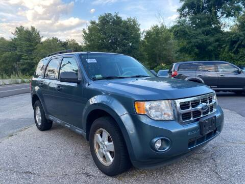2010 Ford Escape for sale at Royal Crest Motors in Haverhill MA