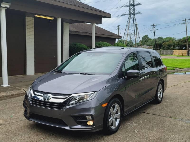 2019 Honda Odyssey for sale in Houston, TX