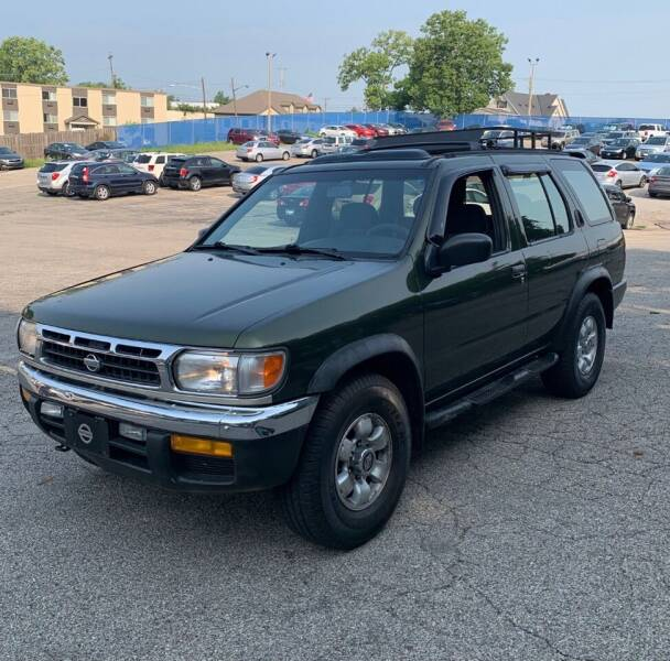 1999 Nissan Pathfinder for sale at STARLITE AUTO SALES LLC in Amelia OH