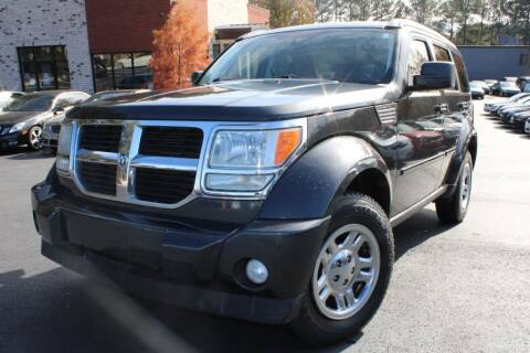 2011 Dodge Nitro for sale at Atlanta Unique Auto Sales in Norcross GA