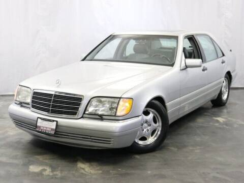 1999 Mercedes-Benz S-Class for sale at United Auto Exchange in Addison IL