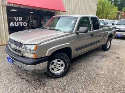 2003 Chevrolet Silverado 1500 for sale at VP Auto in Greenville SC