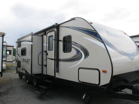 2018 BULLETT 26 for sale at Oregon RV Outlet LLC - Travel Trailers in Grants Pass OR