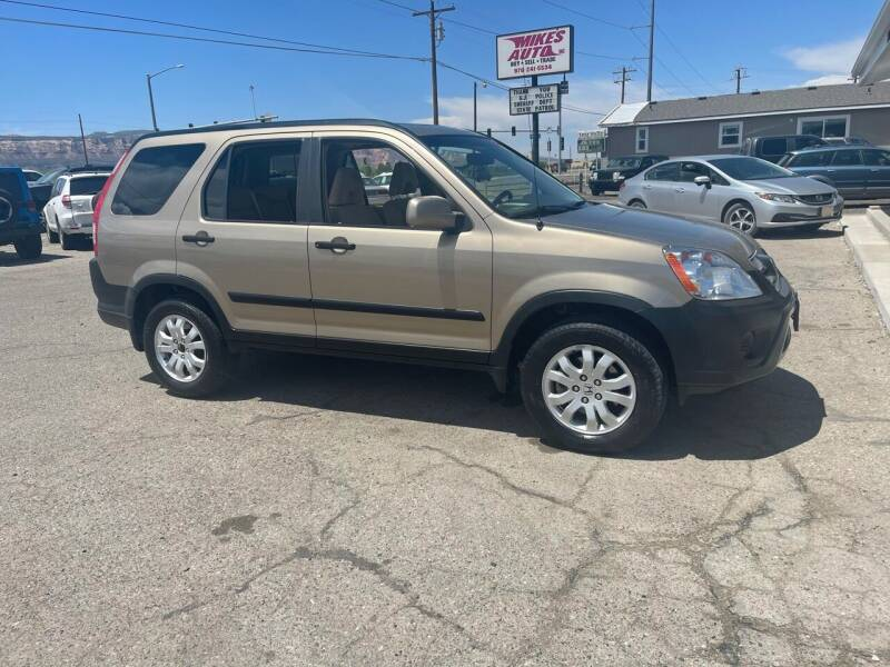 2005 Honda CR-V for sale at Mikes Auto Inc in Grand Junction CO