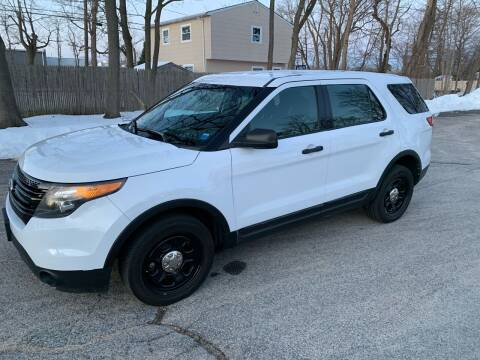 2015 Ford Explorer for sale at Long Island Exotics in Holbrook NY