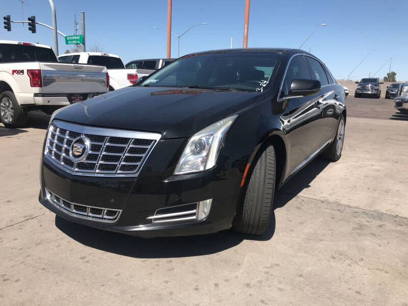 2013 Cadillac XTS for sale at Town and Country Motors in Mesa AZ