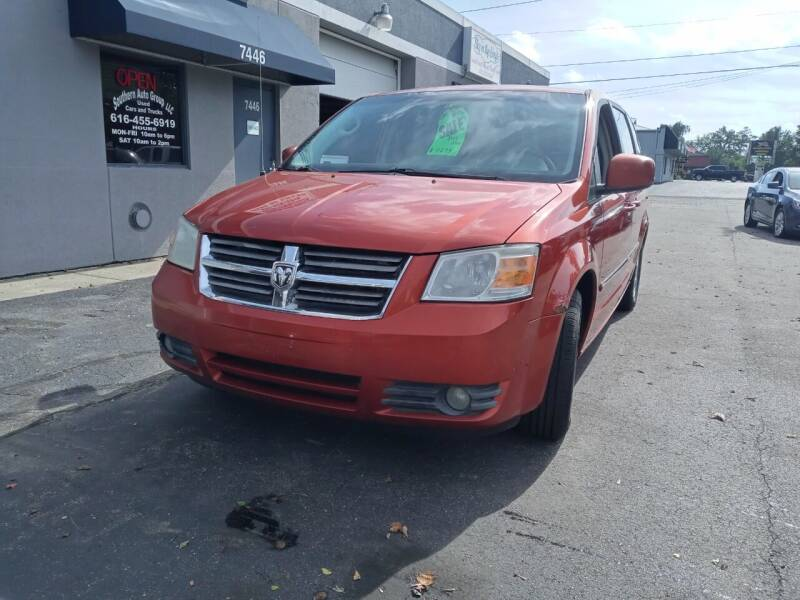 2008 Dodge Grand Caravan for sale at SOUTHERN AUTO GROUP, LLC in Grand Rapids MI