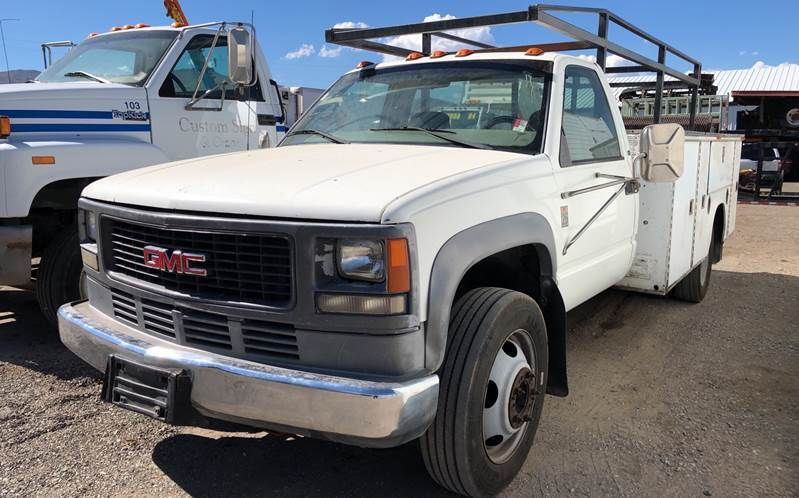 2000 GMC Sierra 3500 for sale at Brand X Inc. in Mound House NV