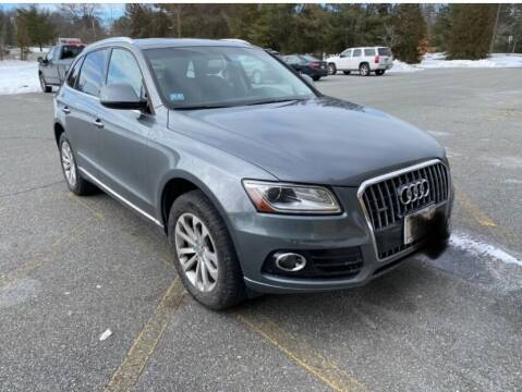 2016 Audi Q5 for sale at Cars R Us Of Kingston in Kingston NH