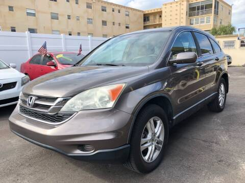 2010 Honda CR-V for sale at Trans Copacabana Auto Sales in Hollywood FL