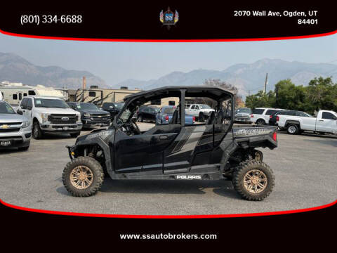 2019 Polaris General 4 1000 Ride Command for sale at S S Auto Brokers in Ogden UT