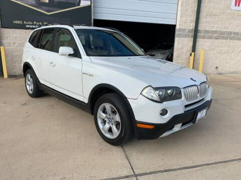 2008 BMW X3 for sale at KAYALAR MOTORS Mechanic in Houston TX