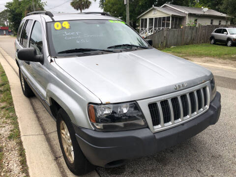 2004 Jeep Grand Cherokee for sale at Castagna Auto Sales LLC in Saint Augustine FL
