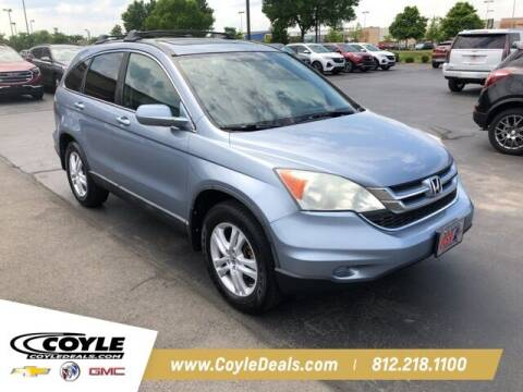 2010 Honda CR-V for sale at COYLE GM - COYLE NISSAN - New Inventory in Clarksville IN
