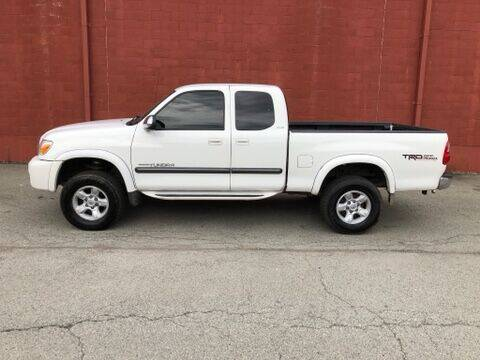 2006 Toyota Tundra for sale at ELIZABETH AUTO SALES in Elizabeth PA
