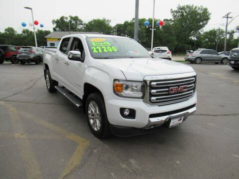 2015 GMC Canyon for sale at Auto Land Inc in Crest Hill IL