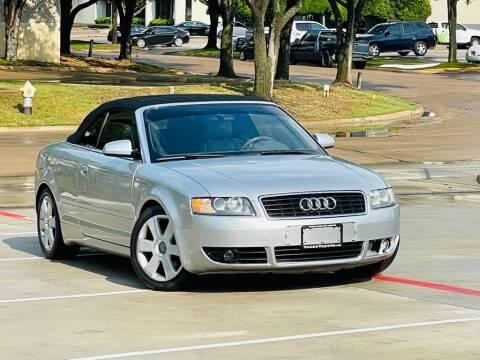 2006 Audi A4 for sale at Texas Drive Auto in Dallas TX