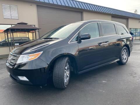 2011 Honda Odyssey for sale at Exelon Auto Sales in Auburn WA