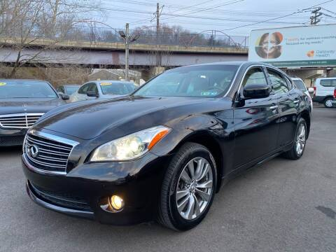 2012 Infiniti M37 for sale at Ultra 1 Motors in Pittsburgh PA