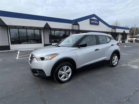 2019 Nissan Kicks for sale at Impex Auto Sales in Greensboro NC