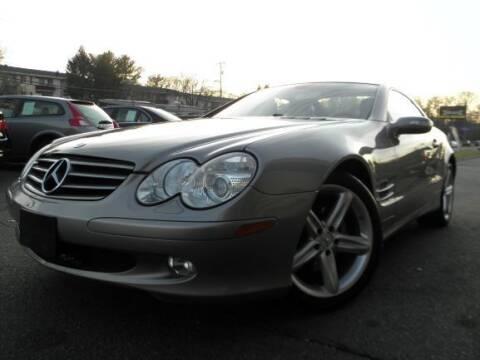 2006 Mercedes-Benz SL-Class for sale at DMV Auto Group in Falls Church VA