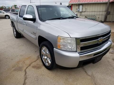 2010 Chevrolet Silverado 1500 for sale at Key City Motors in Abilene TX