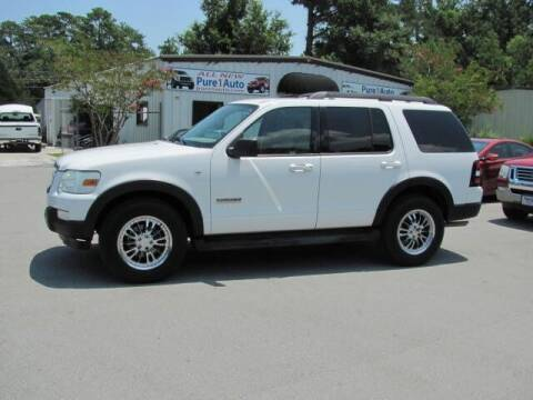 2007 Ford Explorer for sale at Pure 1 Auto in New Bern NC