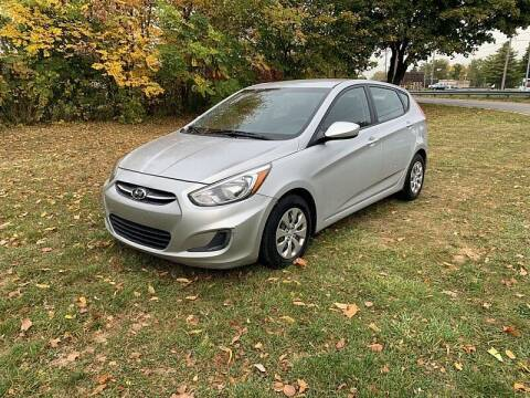2016 Hyundai Accent for sale at CItywide Auto Credit in Oregon OH